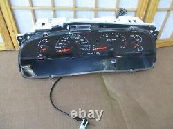 02-04 Ford F250 F350 Pickup Truck Powerstroke Diesel Gauge Cluster Speedometer