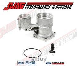 03-04 6.0 6.0L Powerstroke Diesel Oil / Fuel Filter Housing Early Build 9C166