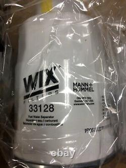 05-07 isuzu npr diesel WIX filter service kit Nseries air fuel oil trans filters