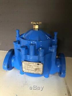 1-1/2'' type 4 Neptune meter Diesel Jet Fuel Gasoline Oil 60 GPM WARRANTY 1yr