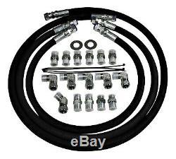 1/2 12000 PSIB Allison Transmission Cooler Lines 01-10 6.6l Duramax
