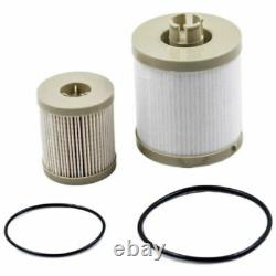 10XFD4616 Fuel Filter (for 6.0L)&FL2016 Oil Filter for F250 F350 F450 F550 Ford