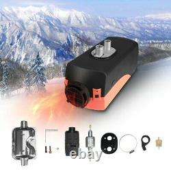 12V Car Parking Air Electronic Heater Diesel Pump Oil Fuel 5KW Truck Boat Bus