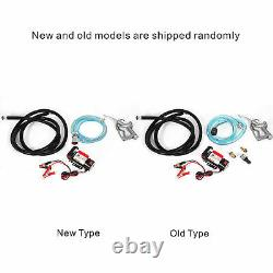 12V Diesels Oil And Fuel Transfer Auto Extractor Pump Oil Suction Pump With Nozzle