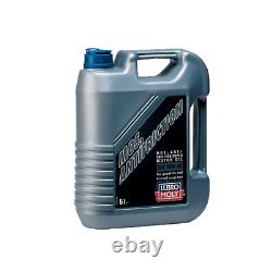15 Liter 10w40 Lubro Moly Antifriction Gas Diesel Engine Motor Oil for VW Toyota