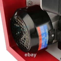 155W Oil Pump Electric Gas Transfer Automatic Oil Fuel Diesel Withmeter Gallon Die