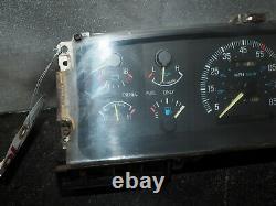1987-1991 Ford F150 F250 F350 Dash Speedometer Gauge Cluster Panel MT Diesel OEM