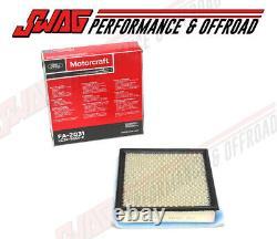 20-21 Ford 6.7 6.7l Powerstroke Diesel Motorcraft Oem Oil Air & Fuel Filter Kit