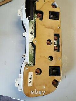 2001 Dodge cummins 4x4 manual transmission speedometer cluster P56045784AB