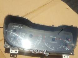 2001 Dodge cummins automatic transmission speedometer cluster P56020600AE. 2WD