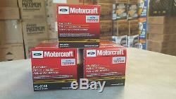 2008-2010 Powerstroke Diesel 6.4 Motorcraft Oil & Fuel Filter Kit