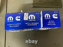 2013-2018 RAM 2500 3500 4500 6.7L Cummins Oil Filter Fuel Filter Kit Mopar OEM