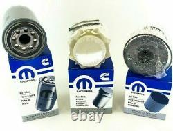 2019 2020 Ram 2500 3500 4500 5500 Factory Mopar Diesel Fuel and Oil Filter Set