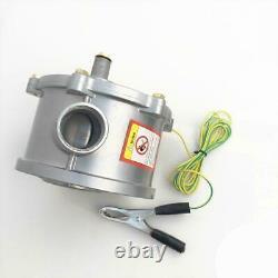 35 Gallon Gas Fuel Transfer Caddy Oil Fuel Diesel Storage Tank Dispenser with Pump