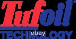 3x TUFOIL Engine treatment Oil additive Lubricant for diesel & gas 473 ml 16 oz