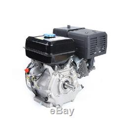 420CC 4 Stroke 15HP Gas Motor Engine With Oil Alarm Air Cooling Gasoline Motor