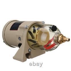 500FG 500FH Diesel Fuel Filter Oil/Water Separator Marine Boat Trucks 90GPH
