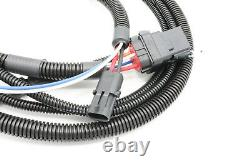 6.5L GM Diesel Oil Pressure Switch (OPS) Bypass Fuel Pump Relay Harness, 1995+