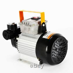 60L/Min Oil Diesel Kerosene 550W 110V Fuel Transfer Pump 16 GPM US