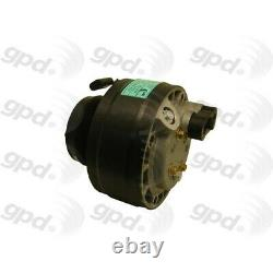 6511351 GPD New A/C AC Compressor for Chevy Olds Suburban S10 Pickup With clutch