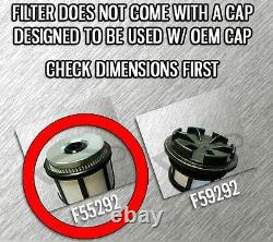 7.3l Diesel Oval Air Filter, 3 Oil, & 3 Fuel Filters Replaces Fa1757 Fd4596