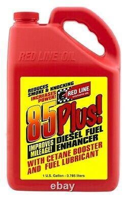 85 Plus Diesel Fuel Additives 1 Gallon Red Line Oil