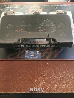 94 96 97 dodge 2500 3500 diesel cummins speedometer instrument cluster 56020113