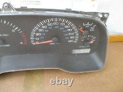 98 99 00 01 02 Dodge Ram 5.9L Cummins Diesel Pickup Gauge Cluster Speedometer