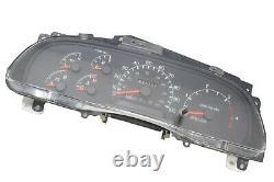 99 00 01 02 Ford F250 F350 Powerstroke Diesel Cluster Speedometer OEM