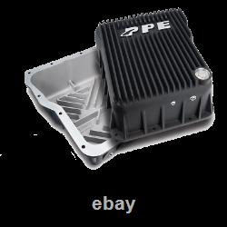 ACDelco Allison 1000 Transmission Kit & PPE Black Deep Pan For 01-19 GM Trucks