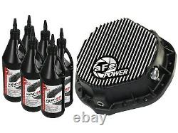 AFe Power Pro Series Differential Cover Kit For 01-2016 Chevy GMC Duramax 6.6L