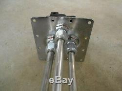C407-26 Arctic Fox Stainless Steel Vegetable Oil Bio Diesel Fuel Heater In Tank