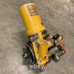 Caterpillar CAT 3126 Fuel Injection Pump OEM Part# 10R7053 High Pressure Oil