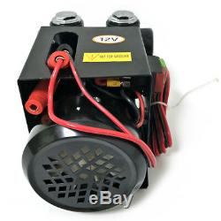 DC 12V Heavy Duty Fuel Oil Diesel Transfer Pump 60L/Min Continuous Rated