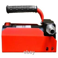 DC Fuel Transfer Pump 40LPM 10.5GPM 30Mins Cycle 12V Diesel Kerosene Oil