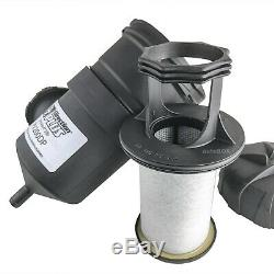 Diesel Fuel Manager + Provent Oil Catch Can for Nissan Navara D23 NP300 2015-19