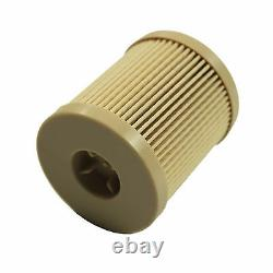 Diesel Fuel & Oil Filter Replacement 3 of Each For Ford Turbo 6.0L FL2016 FD4616