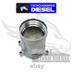 Driven Diesel Oil Filter Bowl witho Fuel Filter Bowl For 03-10 Ford Powerstroke