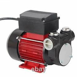 EXTRAUP 110V 15GPM Electric Self-priming Diesel Kerosene Oil Fuel Extractor T