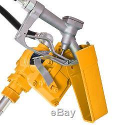 Electric 12V Pump Fuel Transfer 12 Volt Diesel Oil Gasoline Kerosene Gas Nozzle