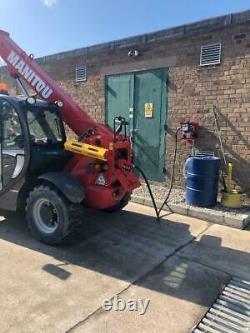 Electric Fuel Oil Diesel Transfer Pump 240 Volt