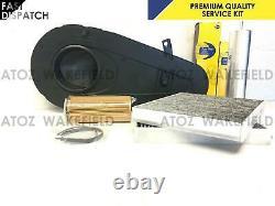 For Bmw 730 D 730d 7 Series Service Kit Oil Air Fuel Diesel Cabin Pollen Filter