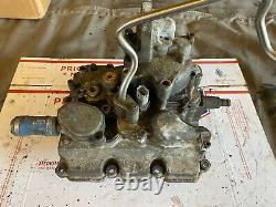 Ford 6.0 Powerstroke Diesel Engine Oil / Fuel Cooler Assembly 1855489C1 VT365