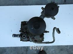 Ford 6.0 Powerstroke Oil Cooler cover diesel engine oil/fuel cooler housing