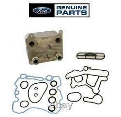 Ford GENUINE OEM Oil Cooler For 03-07 6.0 Powerstroke F-250 F-350 F-450 F-550