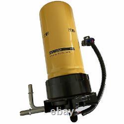 Fuel Filter Adapter&Header Part Base&1R-0750 Fuel Filter and Oil Filter Adapter