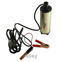 Fuel Pump Submersible Transfer Diesel Water Oil 30L/MIN High Quality DC 12V
