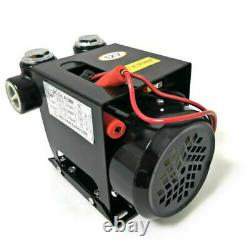 Heavy Duty Fuel Oil Diesel Transfer Pump 60L/Min Continuous Rated DC 12V