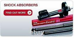 KYB Front Left Shock Absorber fit CIVIC 339723