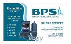 Liquid Controls M7 2 20 Mesh Strainer Basket Fuel Oil Gas Diesel Bio Av New